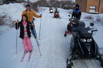Wny Snowmobile Trail Map on