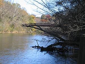 Catawba river greenway north carolina trails for Catawba river fishing