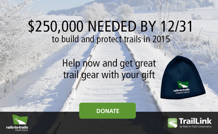 Help Save Trails