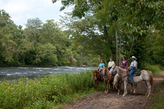 Horseback Riding Trails And Trail Maps For Equistrians