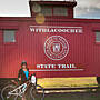 Inverness Trailhead Caboose